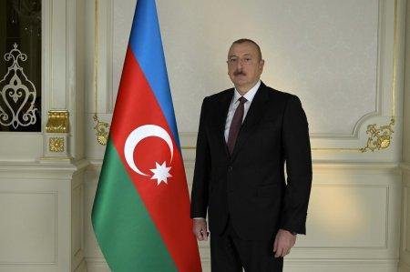Prezident İlham Əliyev VI çağırış Milli Məclisin ilk iclasında iştirak edir
