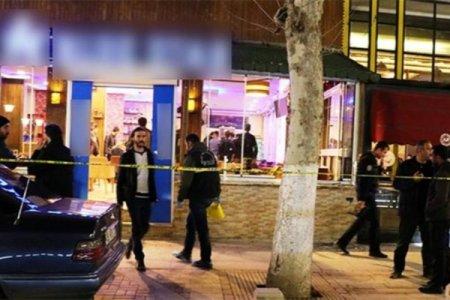 Ölümcül halda xəstəxanaya çatdırıldı - BAKIDA KAFEDƏ QANLI DAVA