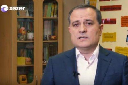 Təhsil naziri valideynlər və şagirdlərə müraciət edib - VİDEO