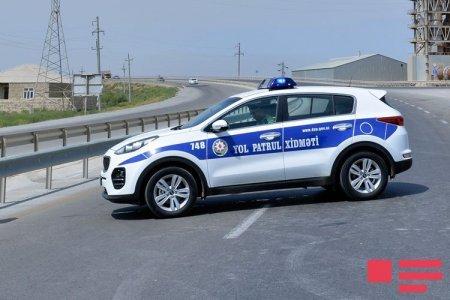 Bakıda Yol Polisi sürücülərə və maşın sahiblərinə MÜRACİƏT ETDİ