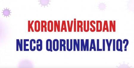 Koronavirusdan necə qorunmalıyıq?