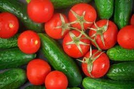 Pomidor və xiyarın qiyməti kəskin ucuzlaşıb