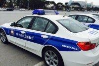 Bakıda polis maşını yük avtomobili ilə toqquşdu: Altı nəfər xəsarət aldı