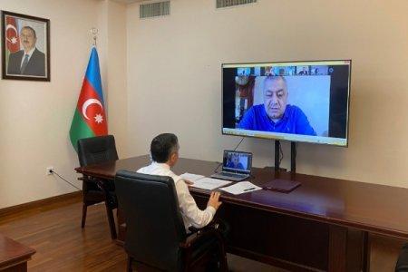 Milli Məclisin İqtisadi siyasət, sənaye və sahibkarliq komitəsinin iclası keçirilib