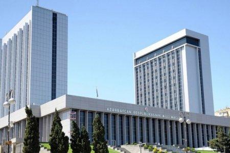 Milli Məclisin Aparatında və İşlər İdarəsində struktur islahatları aparılır