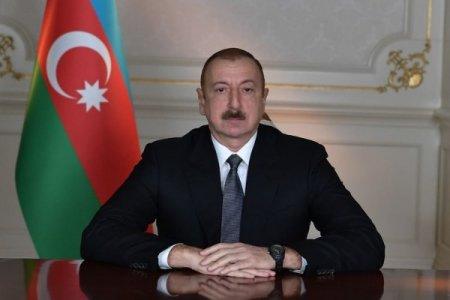 Azərbaycan Prezidenti xalqa müraciət edib