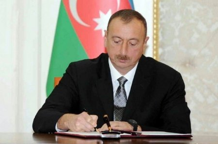Prezident İlham Əliyev əfv sərəncamı imzalayıb