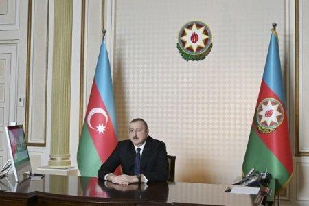 Azərbaycan Prezidenti: Korrupsiyaya və korrupsionerlərə qarşı amansız mübarizə aparılacaq