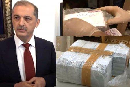 Vilyam Hacıyevin qablaşdırılaraq gizlətdiyi pullar üzə çıxdı