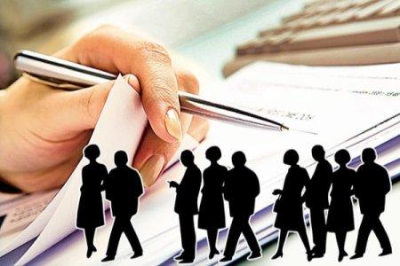 İşsizlərə təklif edilən ictimai işlər açıqlandı - SİYAHI