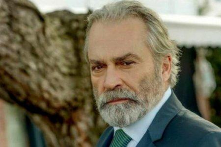 """Emmi"" qazanan Haluk Bilginer İngilis serialında baş rolu canlandıracaq"