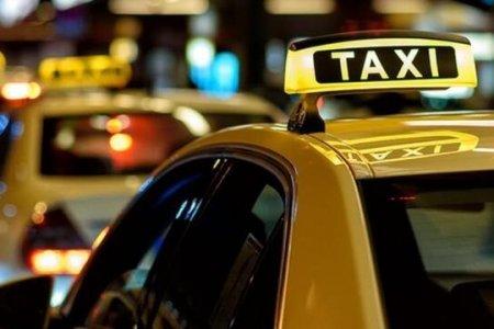 Yalnız bu taksi sürücüləri şəhərlərarası sərnişin daşıya biləcəklər