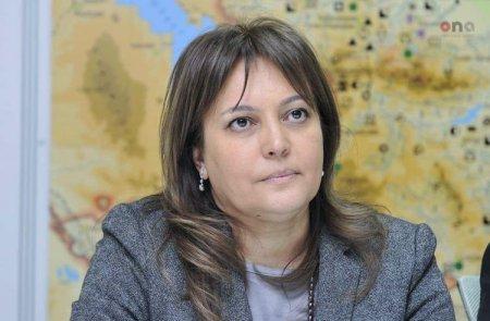 """Umayra Tağıyeva: """"Gözlənilən yüksək temperatur hamı üçün əlverişsizdir"""""""