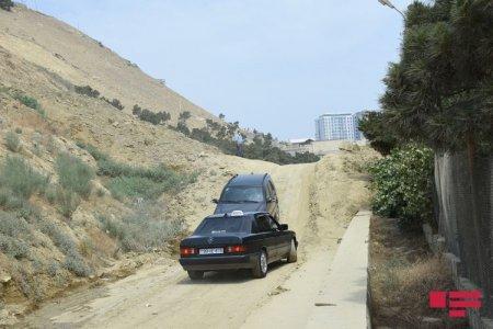 Badamdardakı sürüşmə zonasından YENİ XƏBƏR