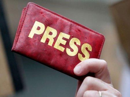 Sərt karantin rejimində jurnalistlərin fəaliyyətinə aydınlıq gətirildi