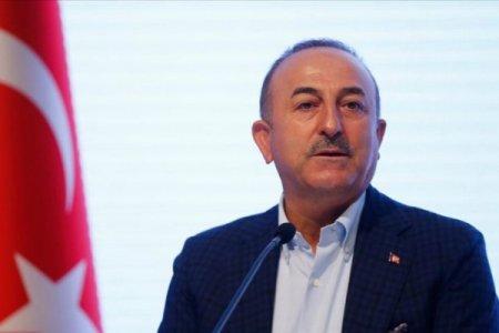 Çavuşoğlu: Türkiyə Qarabağ məsələsində həmişə qardaş Azərbaycanın yanında olacaq