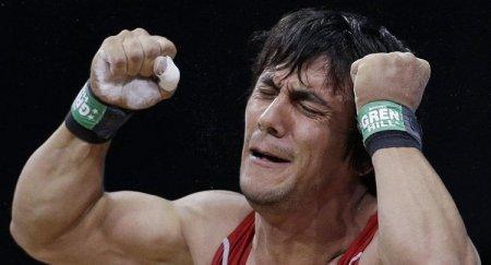 Dopinq qalmaqalı azərbaycanlı atleti London Olimpiadasında bir pillə yüksəltdi