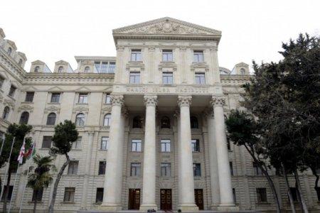 XİN: Bölgədə artan gərginliyin məsuliyyəti bilavasitə işğalçı Ermənistanın üzərindədir