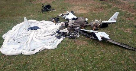 Tovuzda kəşfiyyat uçuşu edən erməni PUA-sı vuruldu