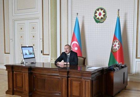"""Prezident: """"Bəzi xarici dairələr gənclərimizin beyinlərini zəhərləmək istəyirlər"""""""