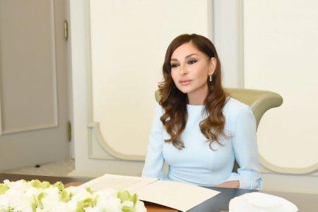 Mehriban Əliyeva Azərbaycan xalqını Qurban bayramı münasibətilə təbrik edib