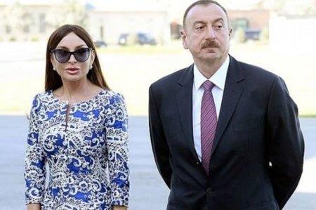 Prezident və xanımı Yasamalda yeni salınacaq meşə tipli parkla tanış olub