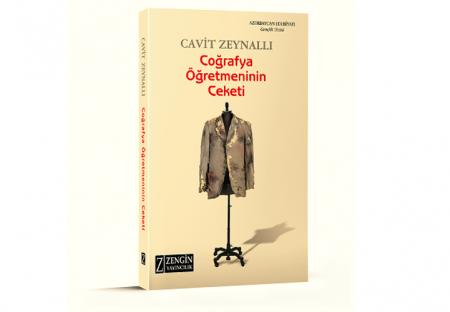 Cavid Zeynallının kitabı Türkiyədə çap olundu