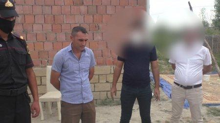 Salyan polisi narkotik satışı ilə məşğul olan şəxslərə qarşı əməliyyat keçirib