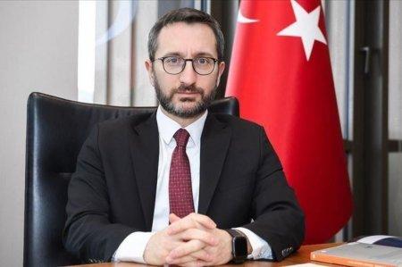 Fəxrəddin Altun: Türkiyənin haqlı tezislərini görməzdən gəlməyə çalışanları narahat etməyə davam edəcəyik