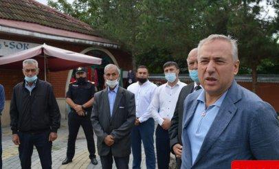 Deputat Nəsib Məhəməliyev Qabaqçöl Qəsəbəsində sakinlərlə görüş və qəbul keçirmişdir