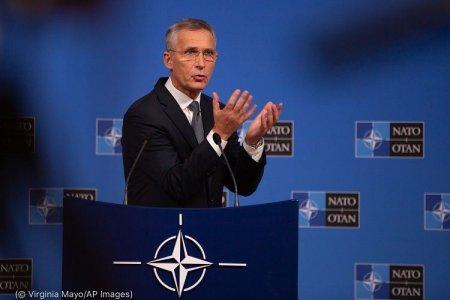 NATO Baş katibindən açıqlama: