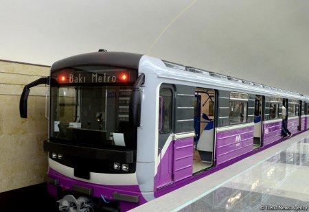 Sentyabrın 14-dən metro fəaliyyətini bərpa edir
