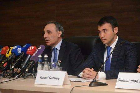 Baş prokuror Kamran Əliyev və deputat Kamal Cəfərov milli koordinator seçildi