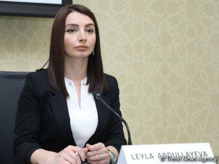 Azərbaycan Prezidentinin səsləndirdiyi həqiqətləri Ermənistan XİN-i öz cılız açıqlaması ilə dana bilməz - Leyla Abdullayeva