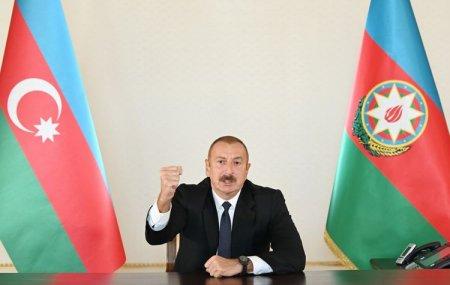 Azərbaycan torpaqlarının işğalı Ermənistanın planındadır - Prezident
