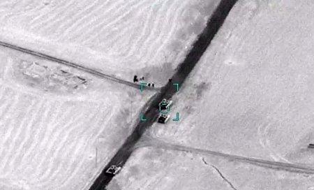 Düşmənin 2 tankı eyni anda məhv edildi