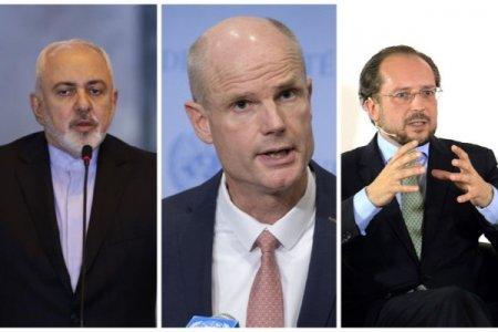 İran, Avstriya və Niderland nazirləri Qarabağdan danışıblar