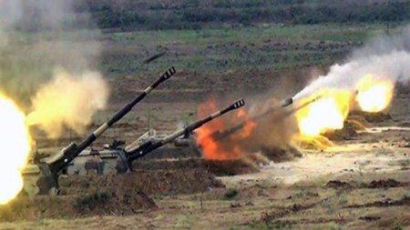 Ermənistan silahlı qüvvələri 5 rayonumuzun yaşayış məntəqələrini intensiv atəşə tutur