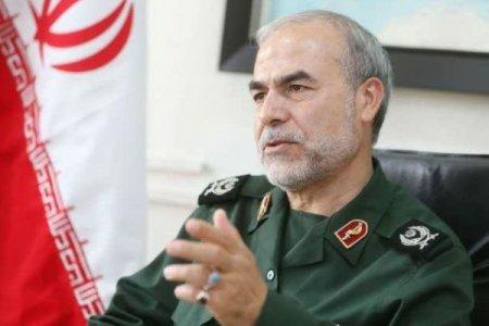 İranlı general: Qarabağ işğaldan azad edilməlidir