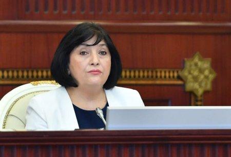 Sahibə Qafarova: Ali Baş Komandan İlham Əliyevin rəhbərliyi ilə xalqımızın və dövlətimizin yeni şanlı tarixi yazılır