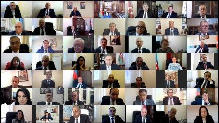 Prezident Administrasiyası ilə Milli Məclisin deputatları arasında növbəti görüş keçirilib