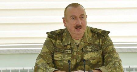 """Azərbaycan Prezidenti: """"Füzuli şəhəri və daha 7 kəndi azad edildi"""""""