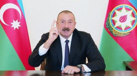 """İlham Əliyev: """"Vaxt keçəcək, Füzuli uğrunda döyüşlər haqqında kitablar, əsərlər yazılacaq"""""""
