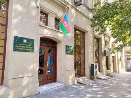 Dövlət Komitəsindən Azərbaycan diasporuna MÜRACİƏT