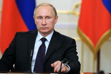 Putin: Azərbaycan ərazisinin əhəmiyyətli bir hissəsinin itirildiyi vəziyyət əbədi davam edə bilməz