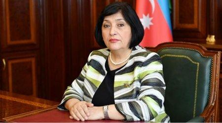 """Sahibə Qafarova Türkiyənin """"Milliyet"""" qəzetinə müsahibə verib"""
