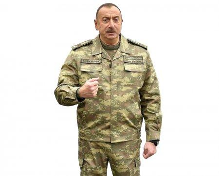 Azərbaycan döyüş meydanında Ermənistanı diz çökdürür
