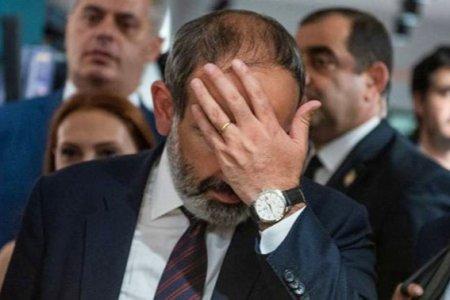"""Nikol Paşiyan: """"Bəyanatı imzalamaqdan başqa çıxış yolu yox idi"""""""
