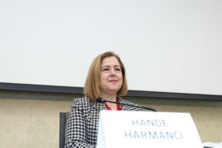 Hande Harmancı: