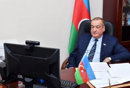 Qara Dəniz İqtisadi Əməkdaşlığı Təşkilatı Parlament Məclisininvideokonfrans formatında 56-cı plenar iclası keçirilib